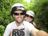 happy couple on motorcycle, successfully counseled by Dawn Wiggins Therapy, marriage counseling Boca Raton