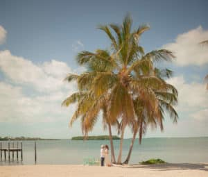 Dawn and Brian Wiggins getting married in the Keys, Islamorada Counseling and Marriage Therapy