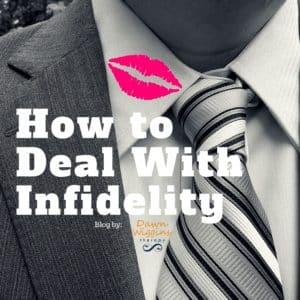 a husband with a lipstick mark on his shirt, how to deal with infidelity in a marriage