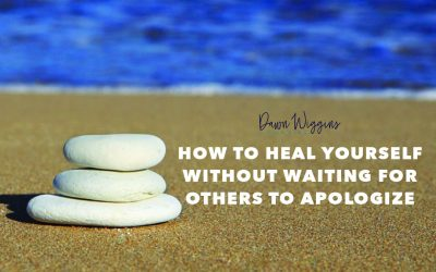 How to Heal Yourself Without Waiting for That Apology You Always Longed For