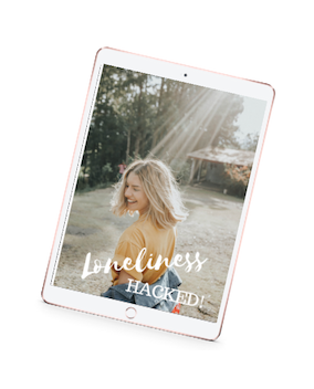 blonde woman dancing in the sunshine and laughing, happy after marriage counseling
